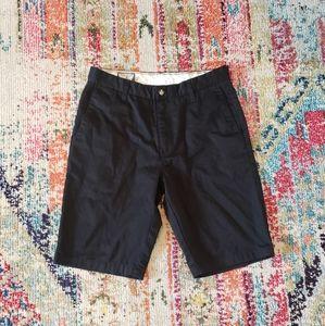 NEW Mens Volcum Kerosene Hybrid Shorts Charcoal Grey Gray Size 28 32 $55
